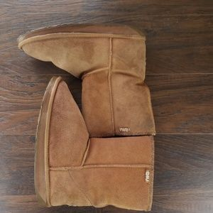 Emu Suede Boots